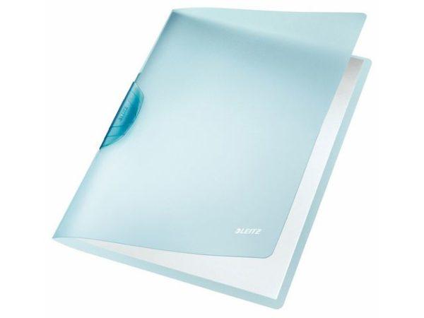 Klemmappe LEITZ ColorClip RB A4 blå
