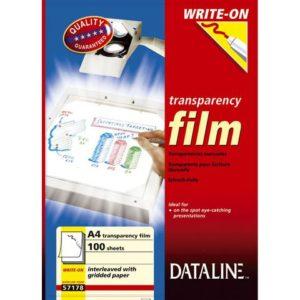 Skrivefilmblokk DATALINE (50)