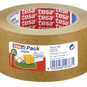 Emballasjetape TESA papir 50mx50 ecoLog