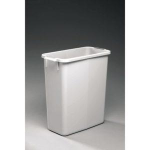 Avfallsbeholder DURABLE 60L grå
