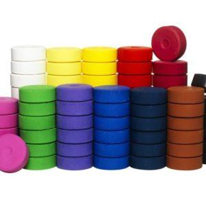 Fargeblokk refill 44mm 12 farger (72)