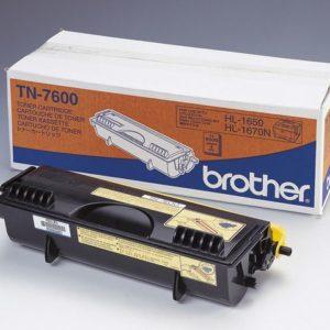 Toner BROTHER TN7600 6.5K sort