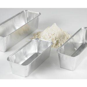 Aluminiumsform 76230 304x120x81mm (240)