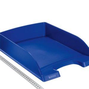 Brevkurv LEITZ Plus blå