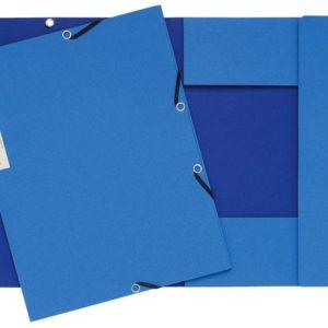 Strikkmappe EXACOMPTA FOREVER A4 blå