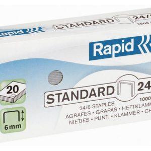 Heftestift RAPID Standard 24/6 (1000)