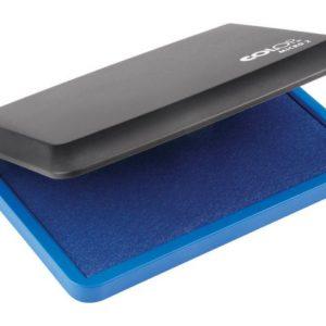 Stempelpute COLOP Micro 1 50x90mm blå