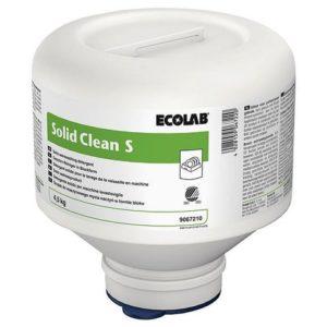 Maskinoppvask ECOLAB Solid S 4