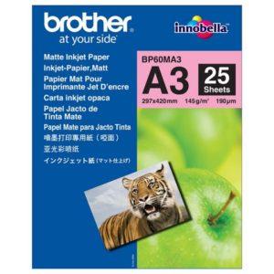 Fotopapir BROTHER BP60 matt A3 145g (25