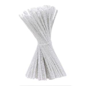 Piperensere hvite 15cm (100)