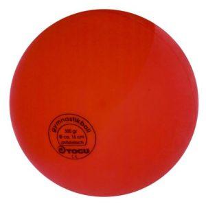 Gymnastikkball 16cm 300g rød