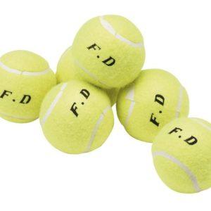 Tennisball gul (6)
