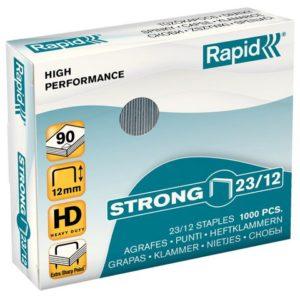 Heftestift RAPID Strong 23/12 (1000)