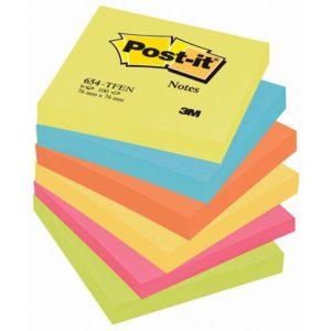 POST-IT notatblokk 76x76mm ultra (6)