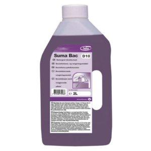 Desinfeksjon SUMA BAC D10 2L