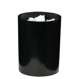 Papirkurv CEP Ice Black 16L
