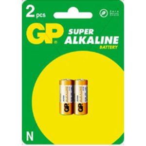 Batteri GP Alkalisk LR1 / AM5 (2)