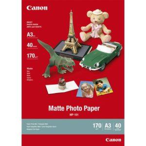 Fotopapir CANON MP-101 matt A3 170g (40