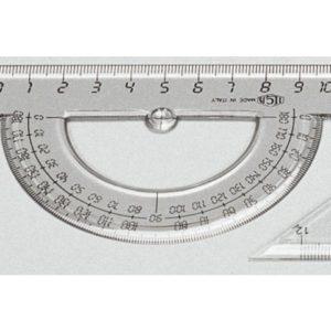 Gradskive plast 180 grader 10cm (20)