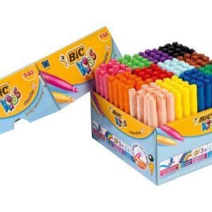 Fiberpenn BIC Kids Visacolor XL (144)