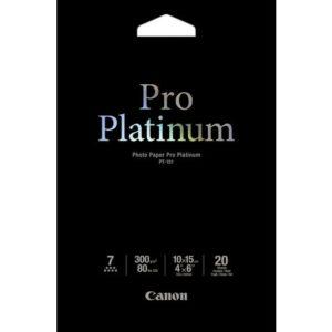 Fotopapir CANON PT-101 Pro Plat A4 (20)