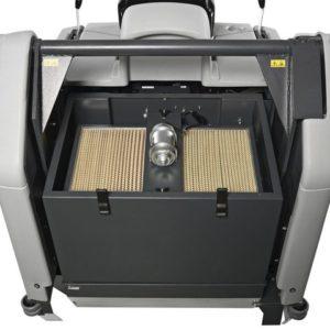 Filter NILFISK polyester for SR1301