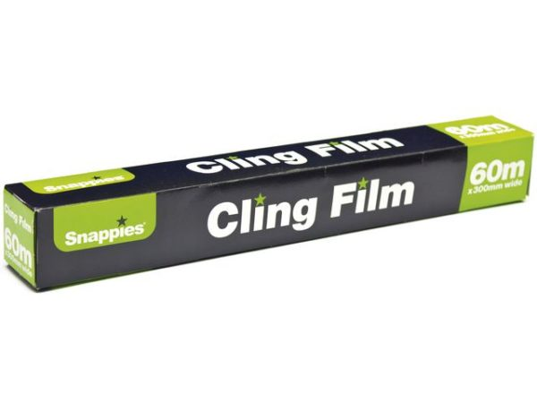 Cateringfilm for hushold PVC 30cmx60m