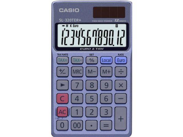 Kalkulator CASIO SL-320TER+