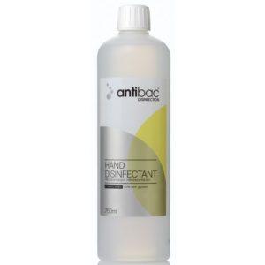 Hånddesinfeksjon ANTIBAC 85% 750ml