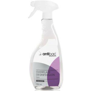 Overflatedesinfeksjon ANTIBAC spray750m