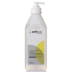Hånddesinfeksjon ANTIBAC 85% 600ml pump