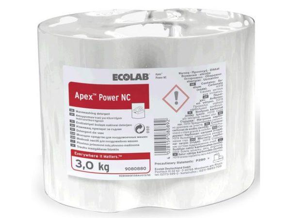 Maskinoppvask ECOLAB Apex Power NC 3 kg