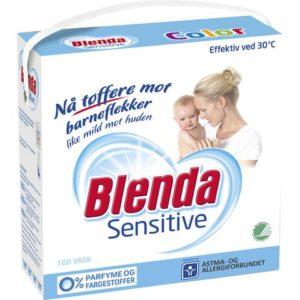 Tøyvask BLENDA sensitive Color 4