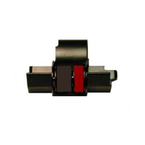 Fargerull CASIO IR-40T sort/rød