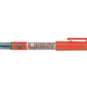 Tekstmarker PILOT V Liquid Light orange