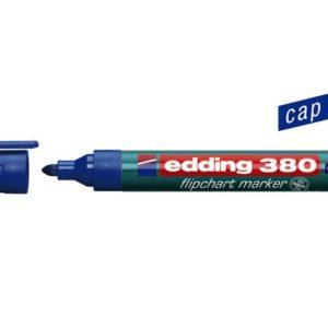 Flippoverpenn EDDING 380 blå
