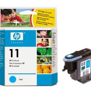Skrivehode HP C4811A serie 11 24K blå