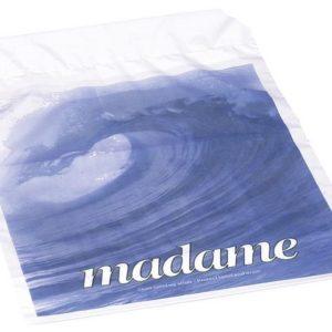 Avfallspose plast Madame mønstret (500)