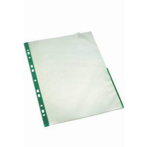 Signallomme BANTEX A4 PP 80my grønn (25