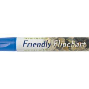 Flippoverpenn FRIENDLY blå