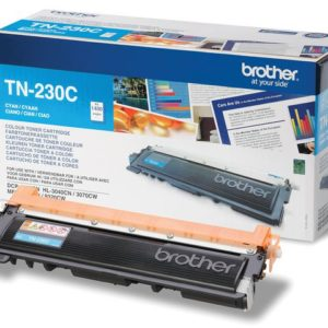 Toner BROTHER TN230C 1.4K blå