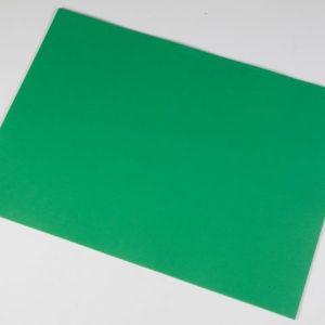 Dekorasjonskartong 46x64cm 220g grønn