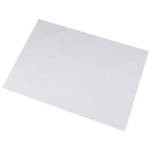 Dekorasjonskartong 46x64cm 220g hvit