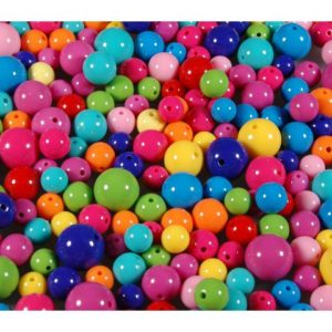 Perler plast runde (310)