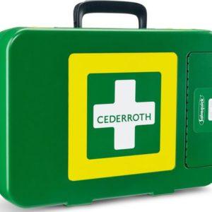 Førstehjelpskoffert CEDERROTH X-large