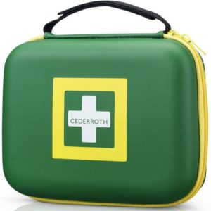 Førstehjelpskoffert CEDERROTH medium