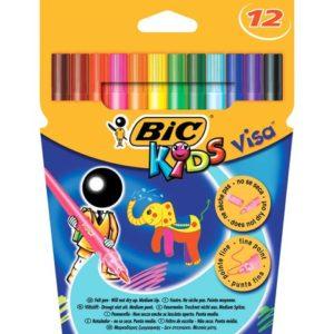 Fiberpenn BIC Kids Visacolor (12)