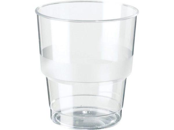 Plastglass DUNI PS 20cl (40)