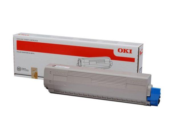 Toner OKI 44844508 10K sort