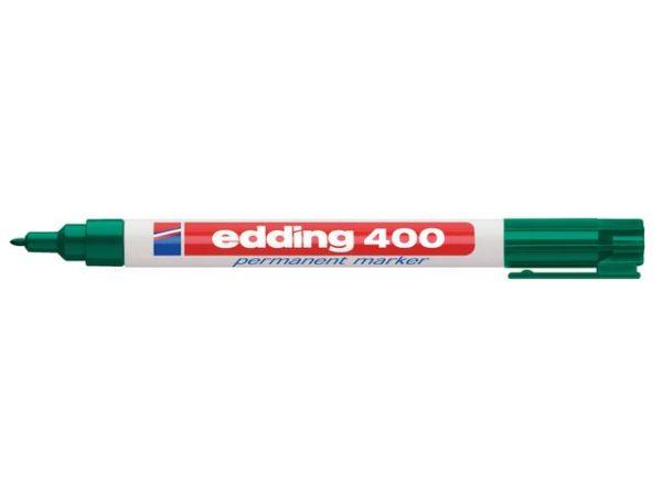 Merkepenn EDDING 400 grønn